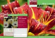 Prospekt Gartensaison 2013 herunterladen - BlumenGarten Küng
