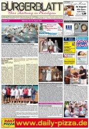 Ihre Zeitung in Rodgau - Bürgerblatt