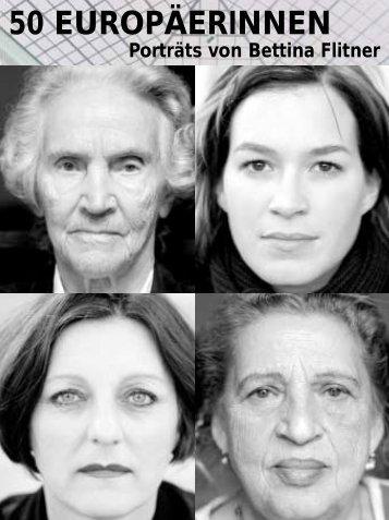 50 EUROPÄERINNEN - Bundesministerium für Familie, Senioren ...