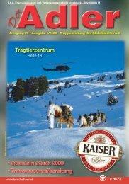mountain attack 2009 Am - Österreichs Bundesheer
