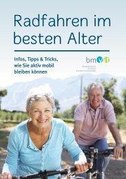 Radfahren im besten Alter - Bundesministerium für Verkehr ...