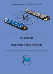 Handbuch Binnenschifffahrtsfunk - Allgemeiner Teil (Ausgabe 2012)