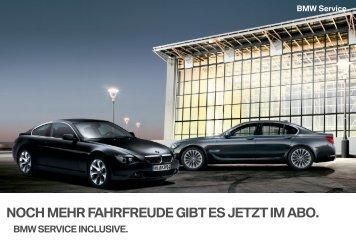 Angebotsflyer zum Download. (PDF, 882k) - BMW Niederlassung ...