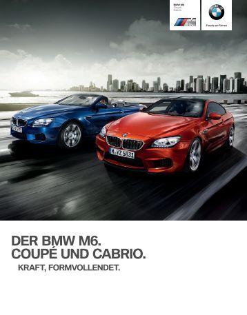 DER BMW M. COUPÉ UND CABRIO. - BMW.com