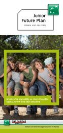 Junior Future Plan - BNP Paribas Fortis