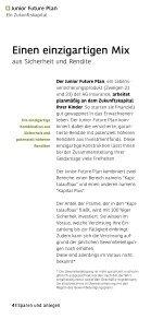 Junior Future Plan - BNP Paribas Fortis - Seite 4