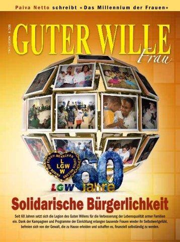 GUTER WILLE Frau - Boa Vontade