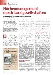 NL Heft 10/2007; S. 22 f. - Bodenmarkt