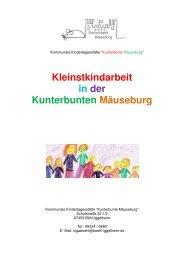 Kleinkind Konzeption - Gemeinde Böhl-Iggelheim