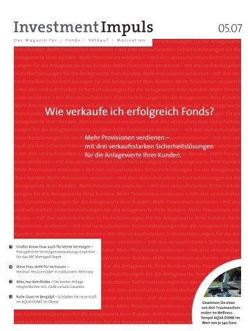 InvestmentImpuls - Falcone Publishing