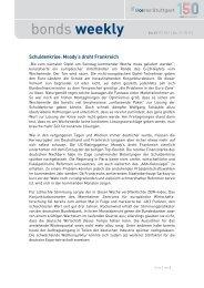 Bonds Weekly KW 42-2011.pdf - Börse Stuttgart