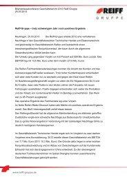 Pressemitteilung 25.03.2013 - Börse Stuttgart