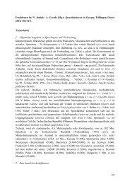 Tschechisch - Bohemicum Regensburg-Passau