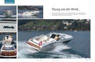 """November 2011 Windy 31 Zonda """"Rassig wie der Wind..."""" - boot24.ch"""