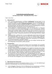 Download (PDF - 137,2 kB) - Bosch Elektrowerkzeuge für Heimwerker