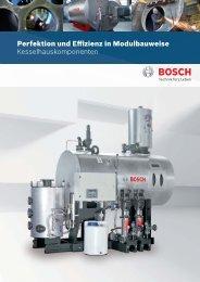 Perfektion und Effizienz in Modulbauweise ... - Bosch Industrial