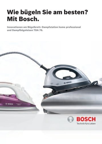 Prospekt-Download - Bosch
