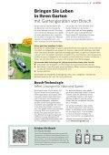 Müheloses Gärtnern. - Bosch Elektrowerkzeuge - Seite 3