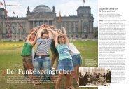 ::Der Funke springt über - Robert Bosch Stiftung
