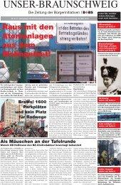Ausgabe 9 aus 04/2013 - bei braunschweig-online.com