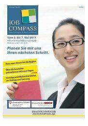 JOB COMPASS - Braunschweiger Zeitungsverlag