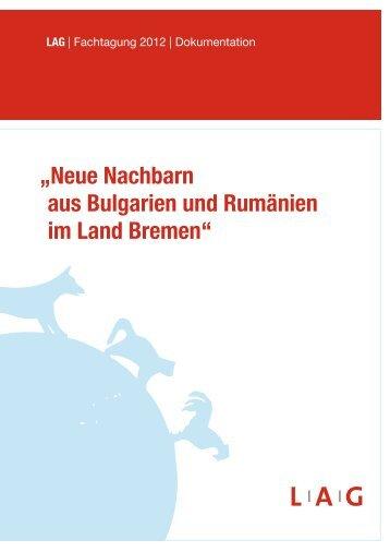 Dokumentation zum Fachtag Zugewanderte aus Bulgarien und ...
