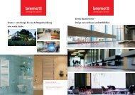 bremo Raumwärmer - Breitenmoser & Keller AG