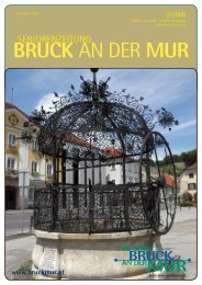 Seniorenzeitung - Bruck an der Mur