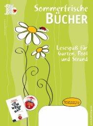 Sommerfrische Bücher - Buchliebling.com