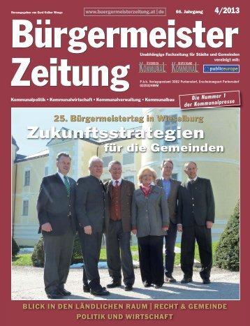 Ausgabe 4/2013 - Webway.at