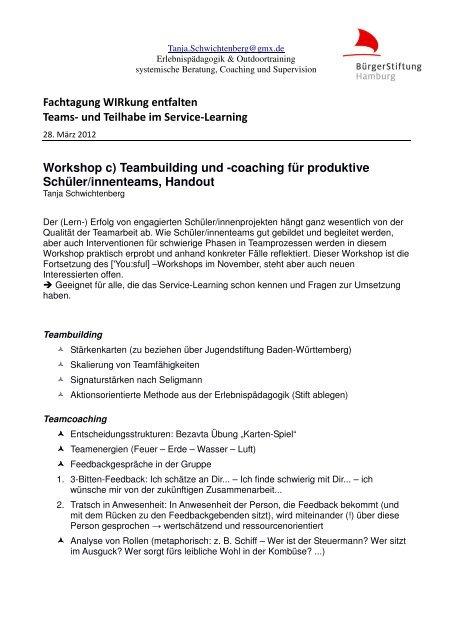 Handout Workshop c) Teambuilding (102.0 KB)