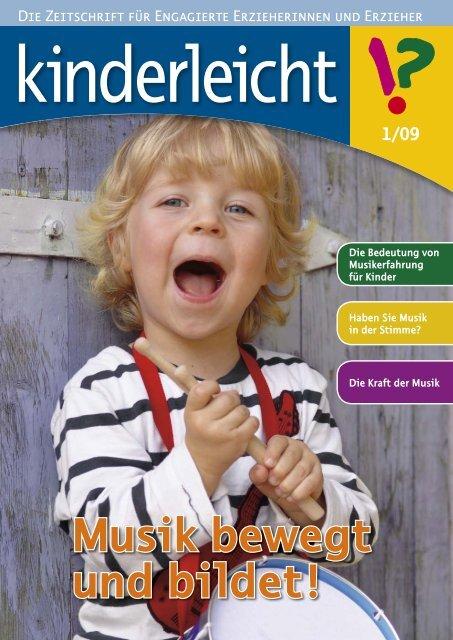 kinderleicht 1/2009 - Bergmoser + Höller Verlag AG