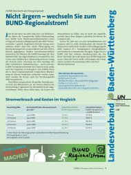 Heft 1/2007 - BUND