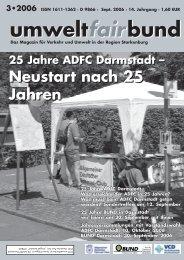 umweltfairbund umweltfairbund - BUND Ortsverband Darmstadt