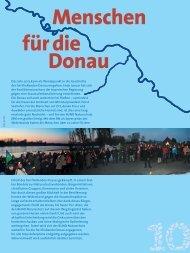 für die Donau - Bund Naturschutz in Bayern eV