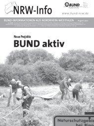 NRWinfo, Ausgabe August 2010 - Bund