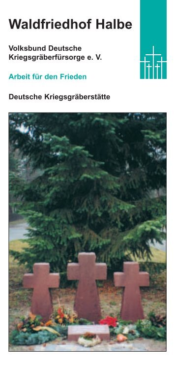 Waldfriedhof Halbe - Bundeswehr