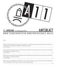Amtsblatt 03_2012.indd - Burg Giebichenstein