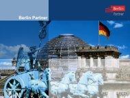 Titel der Präsentation - Berlin Business Location Center