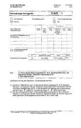 3. Änderung des Bebauungsplanes Nr. 30 A - Stadt Buxtehude