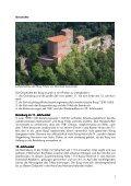 Burg Trifels – Machtzentrum in der Stauferzeit - Page 2