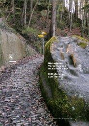 Erläuterungen zum Vollzug der historischen Verkehrswege im ...