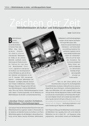 Zeichen der Zeit - Büchereiverband Österreichs