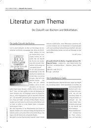 Literatur zum Thema
