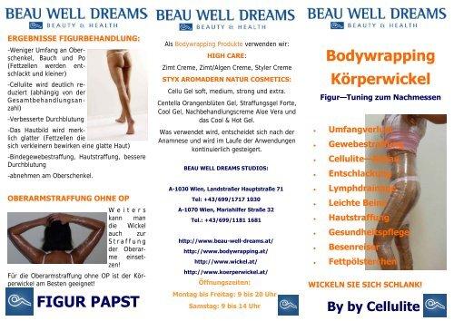 Hilfe Gegen Cellulite