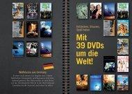Mit 39 DVDs um die Welt! - Bundesverband Audiovisuelle Medien