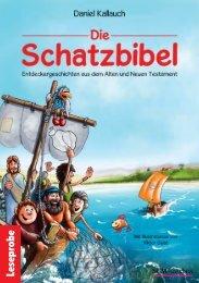 Leseprobe Die Schatzbibel - cap-music
