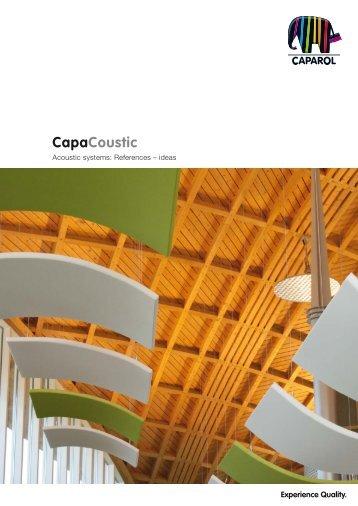 CapaCoustic Structure - Caparol