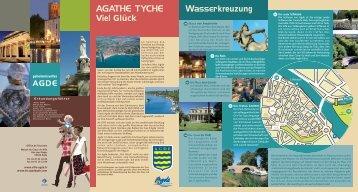 Wasserkreuzung AGATHE TYCHE Viel Glück - Office de tourisme du ...