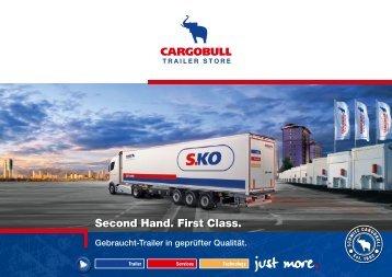 Second Hand. First Class. - Schmitz Cargobull AG